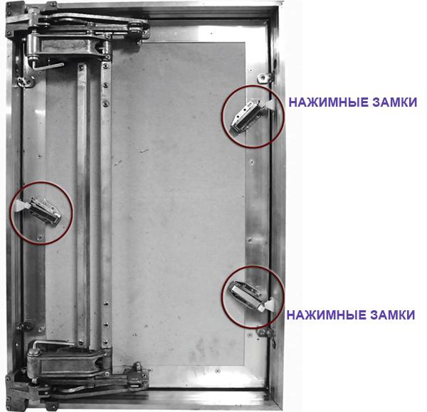 Инструкция по монтажу люка Слава - Рис-1