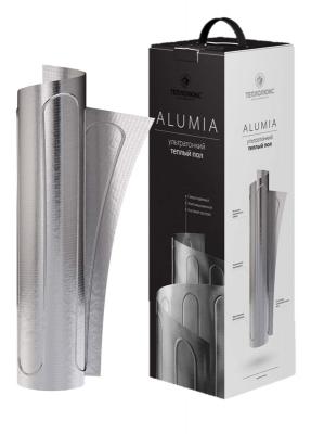 Нагревательные маты ALUMIA для сухого монтажа